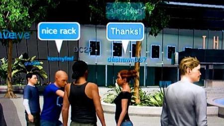 Virtual Street Harassment?