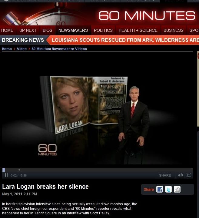 Lara Logan Afghanistan 60 Minutes Lara Logan Hot 60 Minutes Lara Logan ...